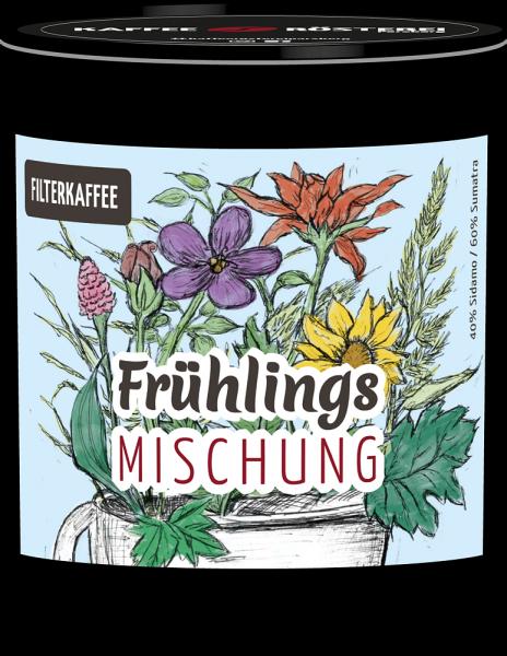 Filter: Frühlingsmischung in der Geschenkdose