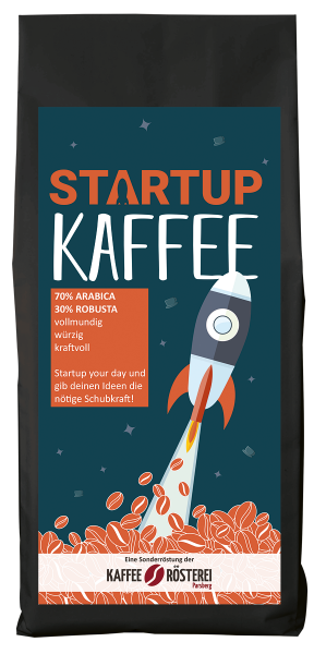 STARTUP Kaffee