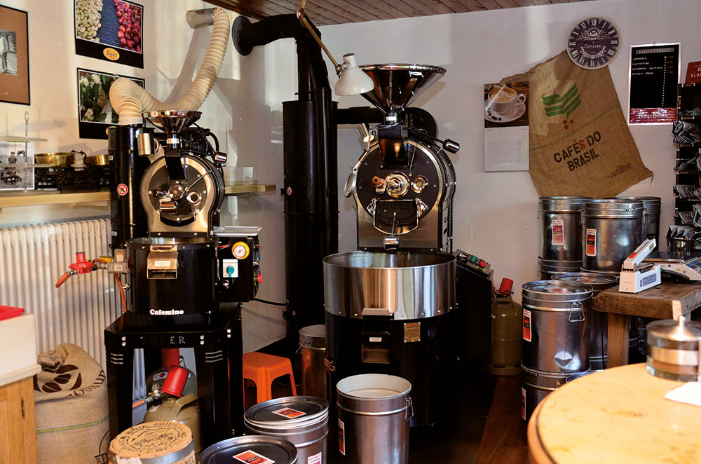 Kaffeeoesterei
