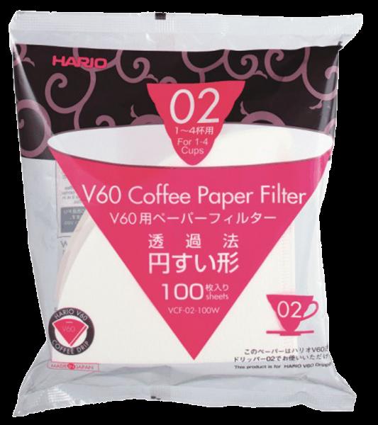 Papier Filter Hario V60 02