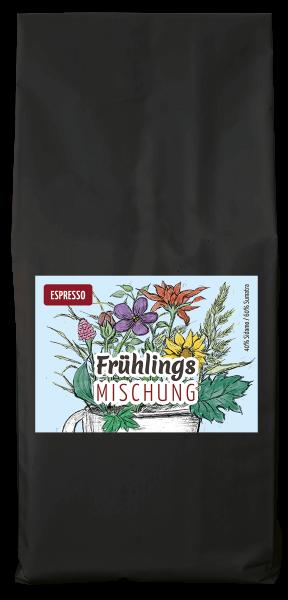 Espresso: Frühlingsmischung