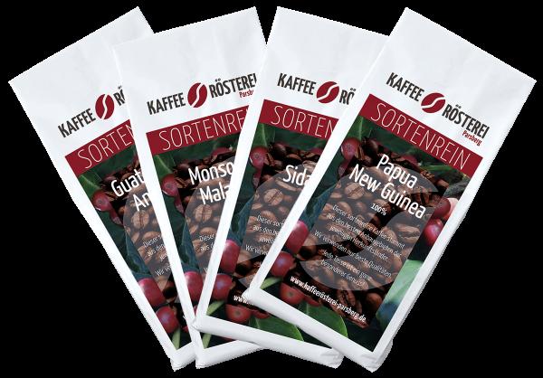 Sortenreine-Kaffees
